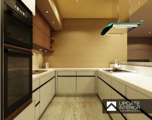 Nikmati Dapur Nyaman Dengan Berbagai Jenis Bentuk Kitchen Set